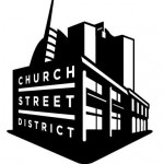 church street district logo